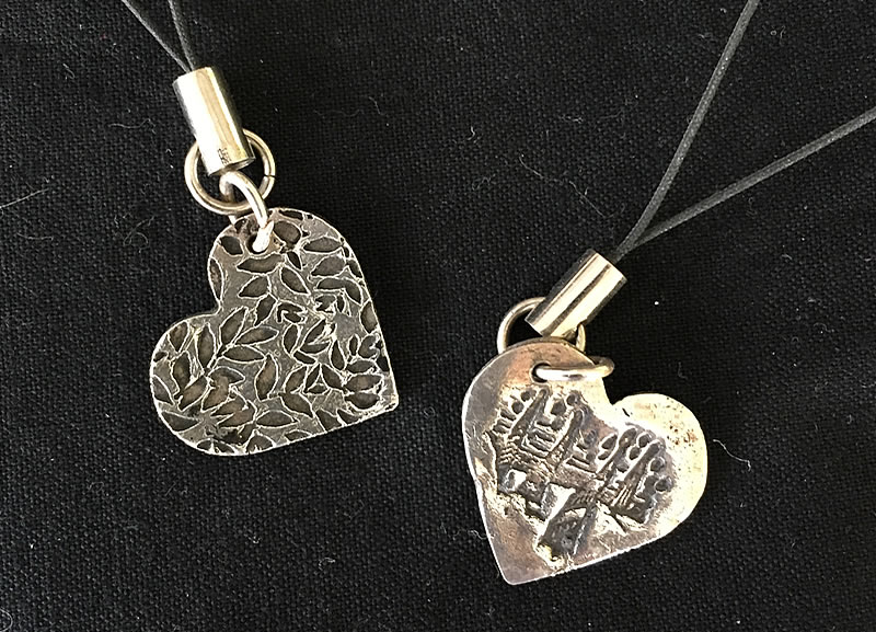 Silver Clay Jewelry 2
