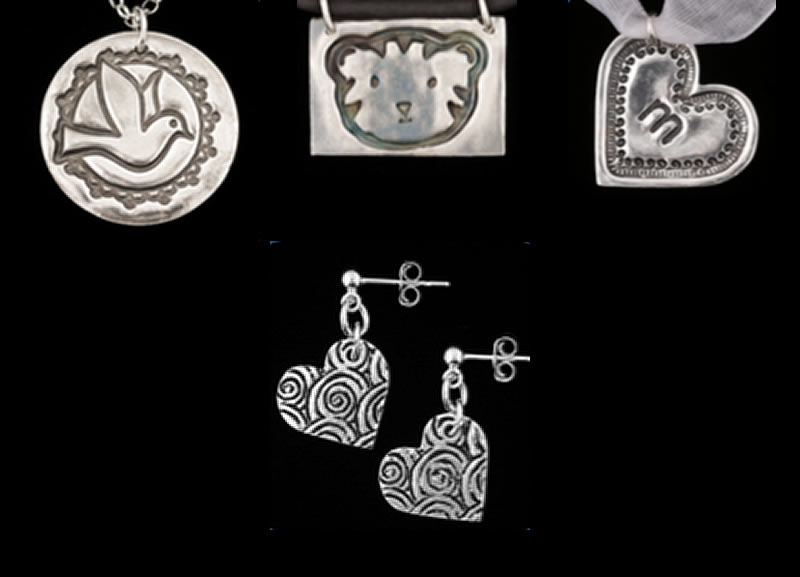 Silver Clay Jewelry 3
