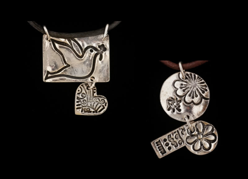 Silver Clay Jewelry 4